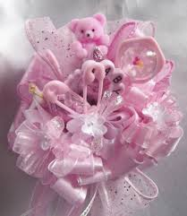 corsage de baby shower photo corsage para baby shower en image