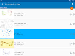 simplemind free intuitive mind mapping android apps on google play