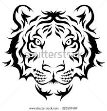 tiger tattoo stock images royalty free images u0026 vectors