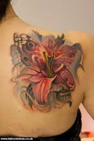36 best lily shoulder tattoo designs images on pinterest lilies