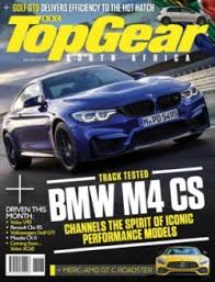 top gear south africa magazine august 2017 issue u2013 get your
