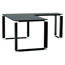 bureau en verre tremp noir ikea bureau en verre bureau en verre trempac noir bureau verre