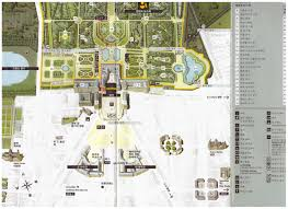 Palace Of Versailles Floor Plan 프랑스 파리 베르사유 궁전 지도 Palace Of Versailles Floor Plan