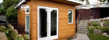 backyard works sheds studios homes vancouver surrey coquitlam