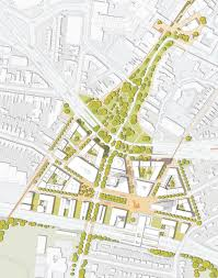 i like the attention to green space here dl friargate tod