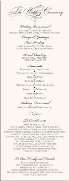 customizable wedding programs wedding program exles wedding program exles claddagh