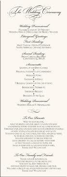 order wedding programs rustic wedding program template rustic wedding programs instant