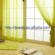 fancy living room curtains purple curtain fabric organza flocking
