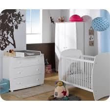 chambre bébé blanche pas cher chambre bébé complète rêve blanche achat vente chambre complète