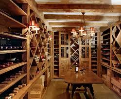 Cellar Ideas Cellar Ideas Wine Cellar Farmhouse With Sliding Barn Doors Stone Floor