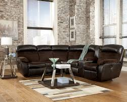 3 Piece Reclining Sectional Sofa by Reclining Fabric Sectionals