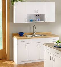 Cabinet Inspiring Metal Kitchen Cabinets For Home Commercial - White metal kitchen cabinets