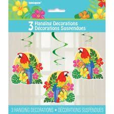 hawaiian decorations ebay
