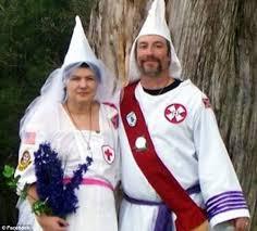 Kkk Halloween Costume Sale Wife Klux Klan Leader Held Suspicion Murder Daily