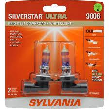 lexus rx300 headlight bulb amazon com sylvania 9006 silverstar ultra high performance