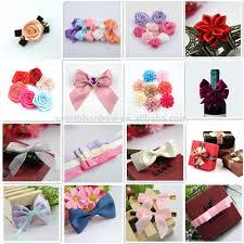 handmade ribbon flower ribbon flower decorative ribbon flower