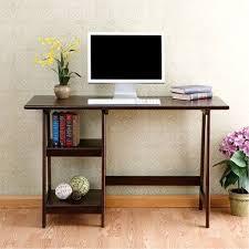 Trestle Computer Desk Trestle Desks Easy Home Concepts