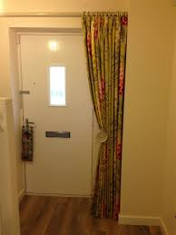 Hallway Door Curtains Hallway Door Curtains Ideas With How I Dressed My Front
