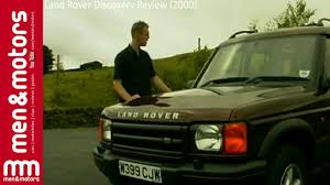 discovery land rover 2000 land rover discovery review 2000 youtube