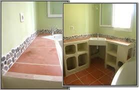 placo hydrofuge cuisine cuisine carreaux de platre idées décoration intérieure