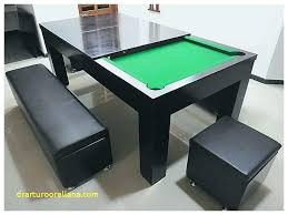 dining room pool table combination dining room pool table home design