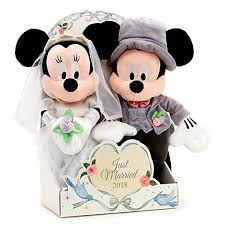 mickey and minnie wedding mickey and minnie mouse 2018 wedding soft set