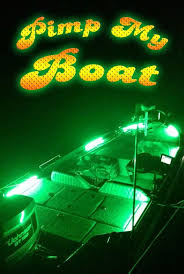 boat navigation light kit pimp my boat green led boat deck lighting kit diy with red green