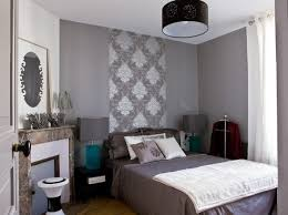 deco chambre modèle déco chambre gris