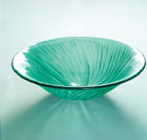 green glass vessel bathroom sinks purchasing and caring for a glass vessel sink by valerie mason