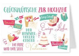 gratulationssprüche zur hochzeit glückwünsche zur hochzeit glückwünsche echte postkarten