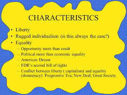 What Does Rugged Individualism Mean American Political Culture Ppt Video Online Download