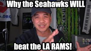 Seahawks Win Meme - here s why the seahawks will beat the rams my hamstring tear caught