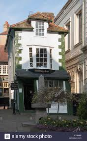 Crooked House Crooked House Tea Rooms At Windsor Berkshire Uk Stock Photo