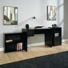 Dorm Desk Bookshelf Student Office Furniture 3 Pc Set Desk Bookcase Storage Cube Wood