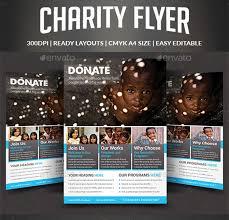 ngo brochure templates fundraiser brochure template 21 fundraising flyer templates psd