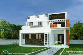 4 bhk contemporary style home 195 square meter kerala home