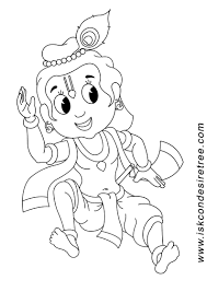 lord baby krishna clipart clipartxtras