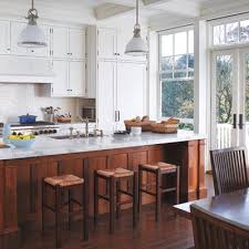 white kitchen wood island design manifest kitchen style wood bottoms white tops home