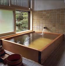 japanisches badezimmer die besten 25 japanische badewannen ideen auf