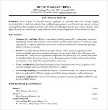Food And Beverage Resume Examples by Food Service Resume Food Service Cover Letter Example Food