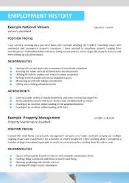 real estate resume resume of real estate therpgmovie