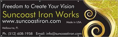 Suncoast Iron Works  Home Decor - Iron works home decor