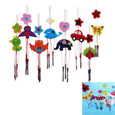 Wind Chimes Diy by 1pc Diy Campanula Wind Chime Kids Manual Arts And Crafts Toys For