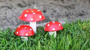 Mushroom Home Decor by Mushroom Decor Diy Youtube