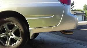 subaru baja mud tires 2006 subaru baja 2 5l turbo youtube