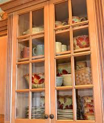 Kitchen Cabinet Glass Inserts by Kitchen Glass Floor Cabinets Traditional Glass Cabinet Doors