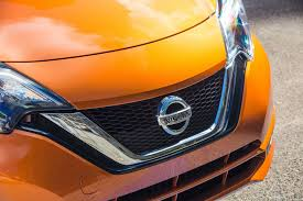 nissan versa note refreshed 2017 nissan versa note revealed ahead of l a show debut