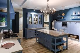 what color appliances with blue cabinets 20 beautiful blue kitchen ideas photos home stratosphere