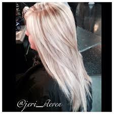 i want blonde blonde hair with light carmel cream highlights u003c3