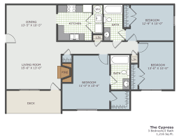 Floor Plan Of A House With Dimensions Jackson Tn Apartment Woods Of Post House Floorplans